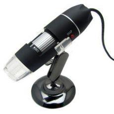 LED-ES USB 400X DIGITÁLIS MIKROSZKÓP