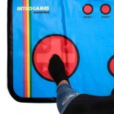 Retro játék szőnyeg – 200 játékkal